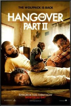 The Hangover Part 2..