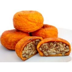 Alani (Armenian: ալանի) – pitted dried peaches stuffed with ground walnuts and sugar.
