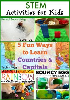 STEM Activities for kids, Science, Technology, Engineering, Math, Homeschooling, Hands on learning, Lego, Education, preschool, www.naturalbeachliving.com