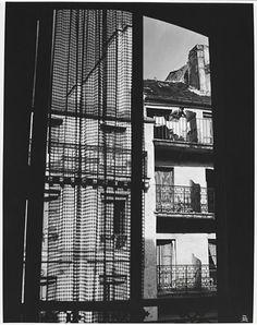 Ilse Bing, 'Paris (My window   V&A