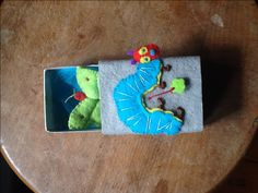 Felt Stories, Stories For Kids, Eric Carle, Scale Art, Time Kids, Very Hungry Caterpillar, Chenille, Spring Crafts, Box Art