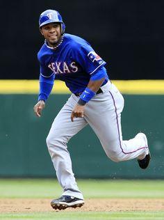 Elvis Andrus, Texas Rangers