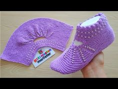 İki şişle çeyizlik boncuklu patik yapımı/ boncuklu kolay patik modelleri Baby Knitting Patterns, Baby Patterns, Crochet Patterns, Knitting Socks, Free Knitting, Crochet Shawl, Knit Crochet, Simple Elegant Dresses, Crochet Baby Shoes