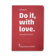 Buch Do it, with love - Manufactum