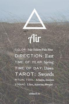 Elements Air:  #Air.