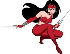 Image result for bruce timm style guide
