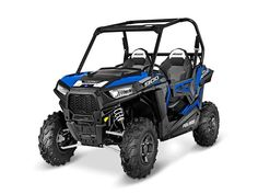 New 2015 Polaris RZR 900 EPS Trail Blue Fire ATVs For Sale in North Carolina.
