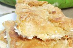 Κρατσανιστή τυρόπιτα - Το μυστικό βρίσκεται στη σόδα - Γεύση & Συνταγές - Athens magazine