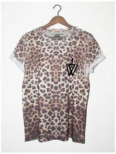Image of Leopard! Tee