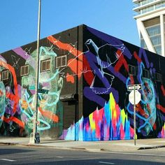 Vexta and Askew One (2016) - Brooklyn, New York City (USA)