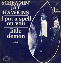 SIXTIES BEAT: Screamin' Jay Hawkins