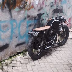 Honda CB125 cafe racer