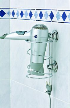 Everloc EL-10204 Everloc Hair Dryer Holder