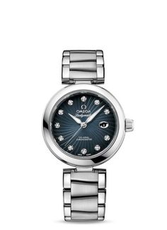 Omega Ladymatic Co-Axial 34 mm