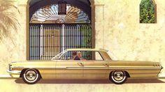 1962 Pontiac Star Chief - 'Iron Gate': Art Fitzpatrick and Van Kaufman