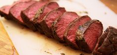 YTREFILET SOUS VIDE Sous Vide, Main Dishes, Pork, Cooking, Main Course Dishes, Pork Roulade, Baking Center, Entrees, Pigs