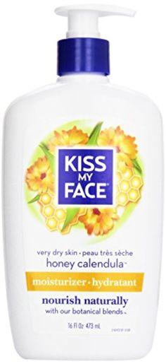 Brought to you by Avarsha.com: <div><div>Kiss My Face Moisturizer Honey Calendula -- 16 fl oz</div><div>Kiss My Face</div></div>