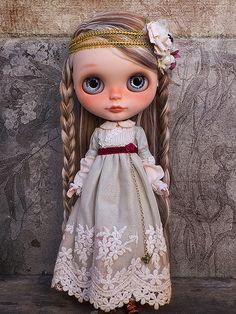 Nostalgic Girl ~ Custom Doll   Flickr - Photo Sharing!
