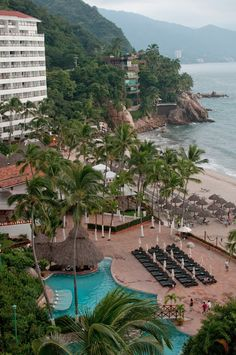 Dreams Puerto Vallarta Resort and Spa, Mexico   Great article about the resort and things to do! Vacations To Go, Vacation Places, Vacation Spots, Mexico Vacation, Mexico Travel, Places Around The World, Around The Worlds, Puerto Vallarta Resorts, Best Resorts