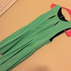 Mint green casual dress Mint green size medium Cynthia Rowley dress Cynthia Rowley Dresses