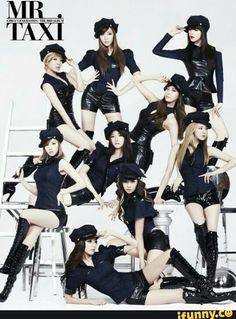 Girls Generation~ Snsd Mr. Taxi