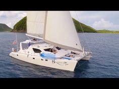 Catamaran Braveheart is the Ultimate Luxury Adventure Vacation! Sailboat Charter, Boating License, Sailing Catamaran, Boat Rental, Braveheart, Virgin Islands, Kayaking, Adventure Travel, Caribbean
