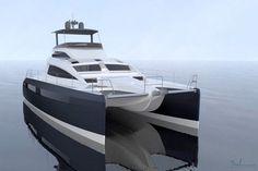 Euphorie 5, le retour des catamarans Privilège à moteur