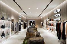 Бутик Stella McCartney: мода и роскошь • Интерьеры • Дизайн • Интерьер+Дизайн
