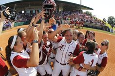 2012 Alabama Softball