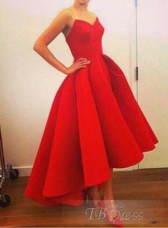 The dress Short Red Prom Dresses, Short Graduation Dresses, Red Homecoming Dresses, Strapless Prom Dresses, High Low Prom Dresses, Prom Dresses 2015, Elegant Prom Dresses, Prom Party Dresses, Sexy Dresses