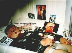 GG Allin one crazy funeral