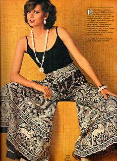 "1977 Schnittmusterheft ""Neue Mode"""