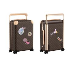 Louis Vuitton Suitcase, Louis Vuitton Usa, Louis Vuitton Handbags, Designer Suitcases, Designer Travel Bags, Luxury Bags, Luxury Handbags, Kylie Jenner, Cute Luggage