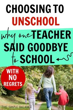 Unschooling isn't just for radicals. Down to earth, former teachers choose unschooling, too. Get the full story on why a former teacher walked away from traditional education, and why she's LOVING it! School Choice, Importance Of Time Management, Instructional Coaching, Teaching Methods, Christian School, Public School, High School, Middle School, Home Schooling