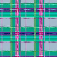 Ugh Plaid Canvas Print by Kat Blaque http://blaquekat.tumblr.com http://lookbookillust.tumblr.com/ http://katblaque.tumblr.com/ https://www.facebook.com/kat.blaque.5 https://twitter.com/kat_blaque https://www.youtube.com/user/TransDIYer