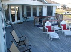 Where we stayed in July 2012 - Great house for the price!  House vacation rental in Galveston from VRBO.com! #vacation #rental #travel #vrbo