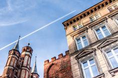 Near Stare Miasto (Old Town) in #Toruń, #Poland.
