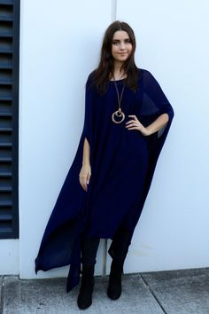 Stunning Lightweight Draped Multiway Knit