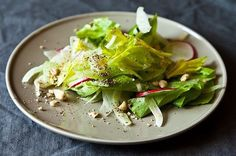 Shaved Celery and Fennel Salad , a recipe on Food52