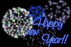 New Year 2016 3D Animated Cliparts