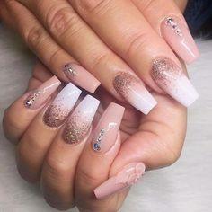 Pink sparkles