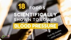 1 in 3 people can benefit from lowering their blood pressure. This 4,000 word article summarises the science behind 18 foods that can help you do just that.