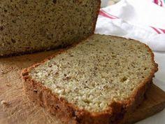 Easy Almond Flour Bread: Gluten Free