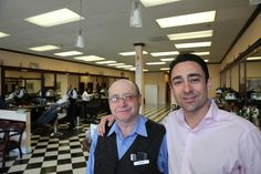 Clients at Gino's Classic Barbers in Atlanta experience old-world ambience and the personalized care of a master barber. See how Discover Network helps this family-run barber shop combine old-fashioned service and the latest technology to keep their business growing: https://www.youtube.com/watch?v=HaYTB7ikp4k&list=PLOOXJtH0EBrVk2soghYYsNyu48pEJ6XUx&index=4&sf1652375=1