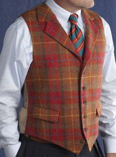 Harris Tweed Waistcoat                                                                                                                                                                                 More