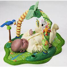"Evenflo ExerSaucer Triple Fun Jungle - Evenflo - Babies ""R"" Us"