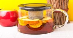 Remedies For Low Blood Pressure Powerful drink to eliminate fat and improve diabetes - A powerful detoxifying drink to eliminate fat, help regulate blood sugar, improving diabetes, and reduce high blood pressure. Cinnamon is ideal for Tea Recipes, Smoothie Recipes, Bebidas Detox, Blood Pressure Remedies, Meal Replacement Smoothies, Fresh Lemon Juice, Apple Cider Vinegar, Detox Drinks, Home Remedies