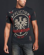 The Truth SS Tee from Affliction...WANT (the shirt not the man)