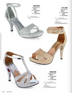 2c9f5289 Catalogos Mundo Terra 2019 - Primavera Verano. Zapatos Terra para fiesta.  Moda 2017 para Mujeres