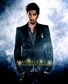 Mortal instruments challenge day 4 - Children of Lilith - Magnus Bane